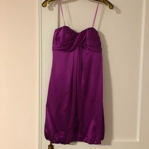 Cache strapless Dress Size 2.